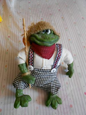 """Russ The Country Folks Tadpole The Frog 5"""""""
