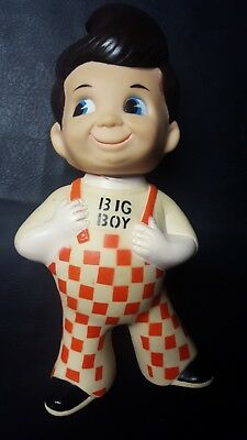 Vintage Big Boy Restaurants 1973 Rubber Bank/figure