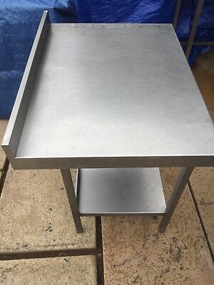 Commercial Stainless Steel Kitchen Work Bench Food Prep Table Top