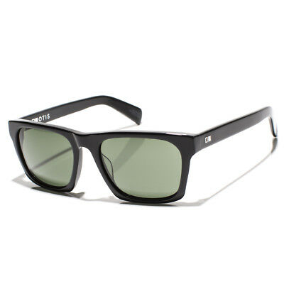 New Otis Dive Bar Sunglasses Gloss Black/Grey Lens 97-1701 RRP $180