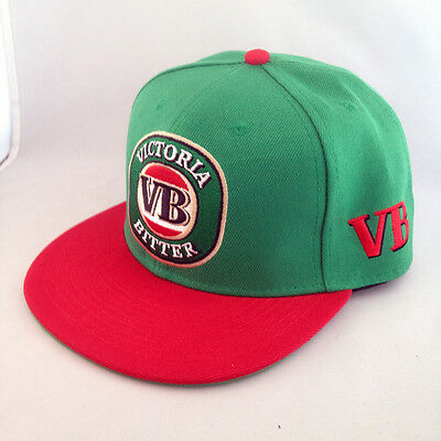 VB Snapback *OUT OF STOCK, BUY NOW RECEIVE MID NOV* Victoria Bitter Hat Cap Polo
