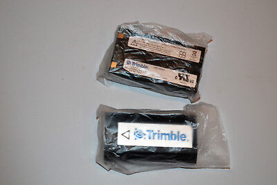 2X NEW Fast Ship Trimble 2600mA Extended Battery 54344 R8 R7 R6 5700 5800 MT1000