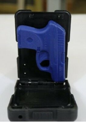 European American Armory 999790 Concealed Carry Portable Firearm Safe Ruger LCP