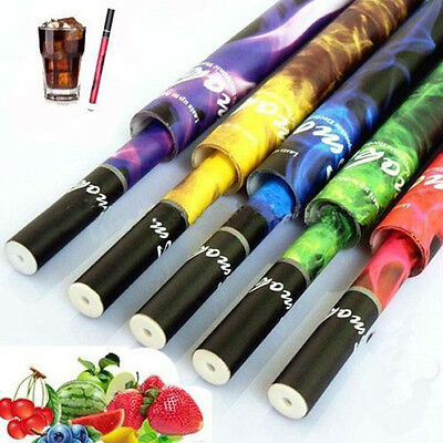 Hot E-Shisha Pen 30 Flavours Hookah Vapor Smoke Disposable Electronic 500 Puffs