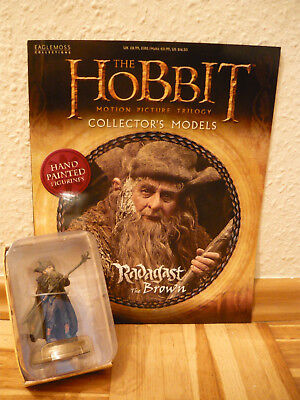Hobbit Collectors Models: Radagast the Brown (Nr. 15) ~ Eaglemoss Sammelfigur