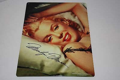 Marilyn Monroe Tin Sign Pin Up Girl Hollywood Celebrity Retro Sign Star