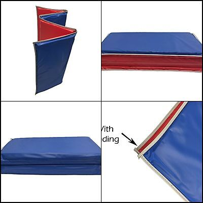 Kindermat 1 Inch 4 Section Comfort Soft Daycare Napping Camping Basic Rest Mat