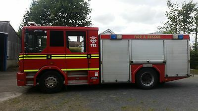 Dennis Sabre Fire Engine 1996
