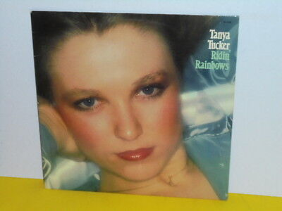 Lp - Tanya Tucker - Ridin Rainbows
