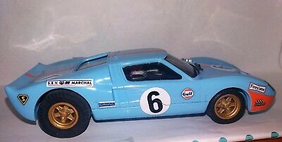 Ford Gt Vintage Scalextric