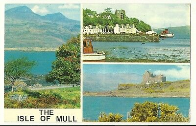 Mull - a photographic, multiview postcard
