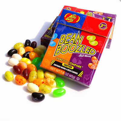 Bean Boozled Spinner Box 3rd Edition 1,6oz 45gr. Jelly Belly Original Sealed