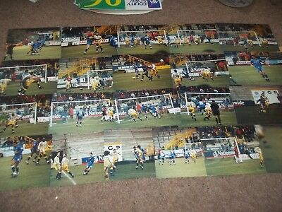 Halifax Town V Torquay United Match Photo Collection 23Rd February 2001 X 21