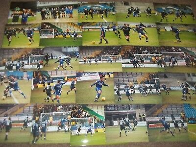 Halifax Town V Plymouth Argyle Match Photo Collection 16Th February 2002 X 26