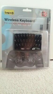 Playstation 3 - Logic 3 Wireless Keyboard