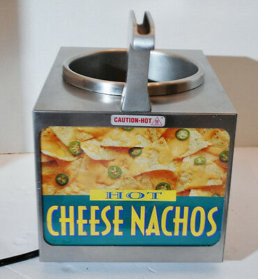 Nacho Cheese Warmer/Server