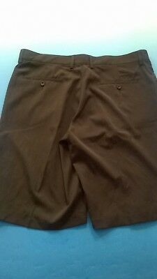 "Brand new Cypress Hill BLACK tailored Golf shorts- 36"" W (R) - REDUCED"