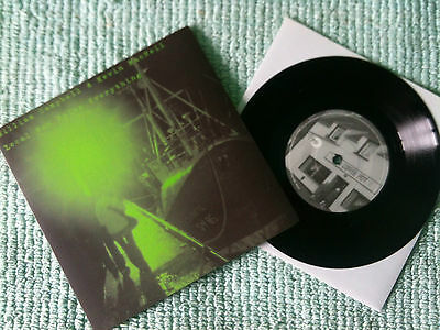 """William Campbell & Kevin MacNeil - Local Man Ruins Everything 7"""" UK 2005 NM/NM"""