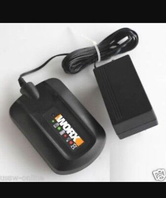 WORX WA3760 20V 3-5 Hour Battery Charger