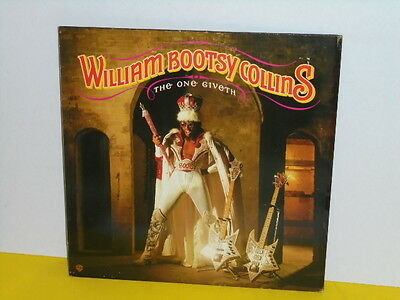 Lp - William Bootsy Collins - The One Giveth