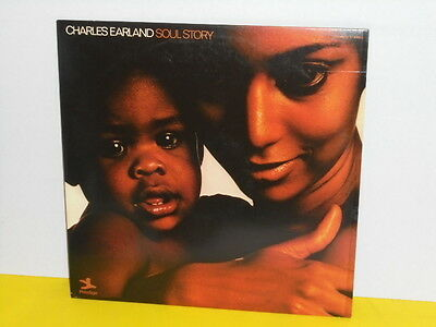 Lp - Charles Earland - Soul Story