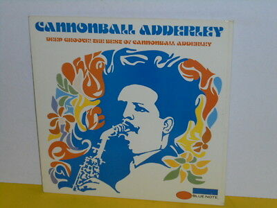 Doppel - Lp - Cannonball Adderley - Deep Groove - The Best Of Cannonball Adder.