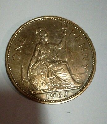 1909 One Penny