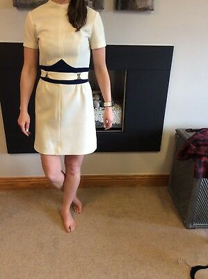 genuine vintage dress by Alison Ayres size 6/8 immaculate condition