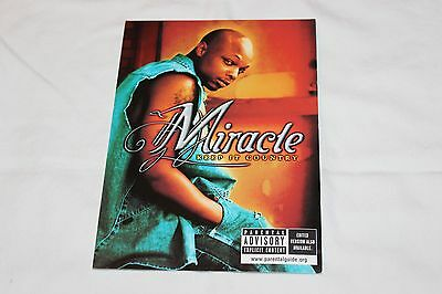 Miracle Promo Postcard-KEEP IT COUNTRY