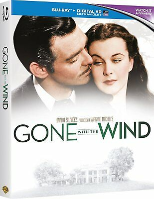 Gone With the Wind 75th Anniversary Edition Blu-Ray BRAND NEW Free Ship