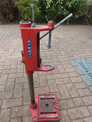 arcoy drill stand press vintage Collect Broadstairs Kent CT10 Money For Nothing