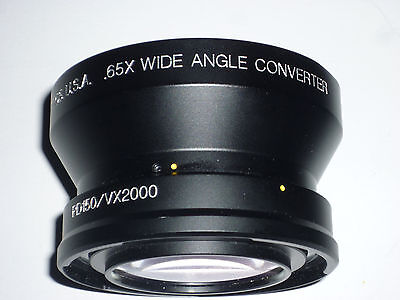 65x WIDE Angle Video Lens Century Precision Optics