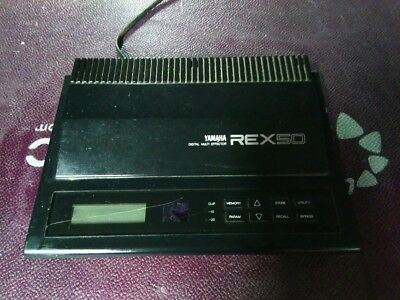 Yamaha Digital Multi Effector REX50