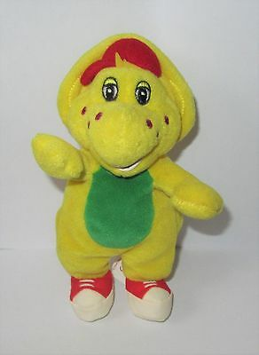 "Official B.j. From Barney The Dinosaur Tv Show Plush 7.5"" Soft Toy"