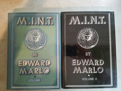 MINT Volumes 1&2 by Ed Marlo