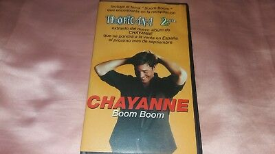 chayanne-video vhs promo-spain-ver fotos