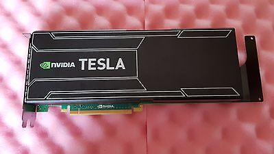 New Nvidia Tesla K40M Kepler Accelerator 12Gb 2880 Cores Graphics Card From 1€