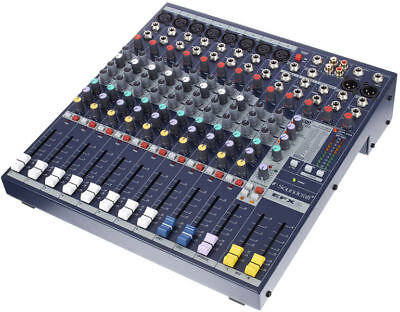Soundcraft EFX 8 Mixing console with Lexicon effect