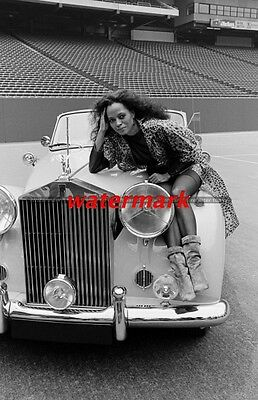 Diana Ross Young And Beautiful 8X10 Photo