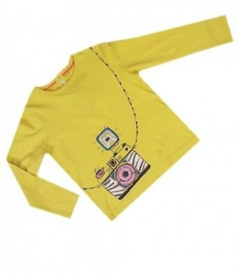 New 100% Authentic Marks & Spencer Baby/Toddler & Girls Long Sleeve Top RRP £12!