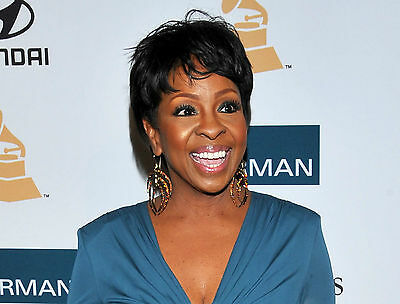 Gladys Knight Up Close And Pretty 8X10 Photograph