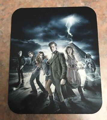 Doctor Who Eleventh Doctor Mousepad
