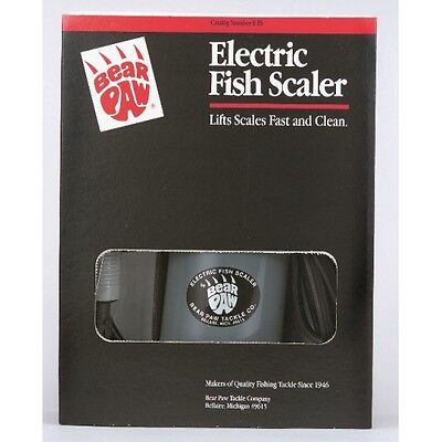 Bear Paw EFS Electric Fish Scaler
