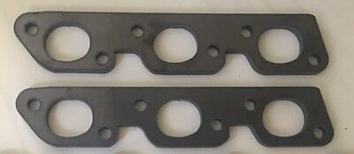 Ecotec V6 holden commodore Exhaust Manifold Flange Plate turbo Header conversion