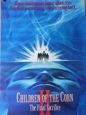 Children of the CORN 2 poster