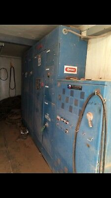 Toshiba Switchgear Control van crushing Screening plant