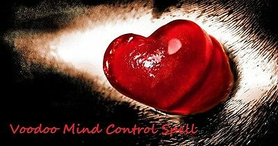 Draw MIND CONTROL LOVE LUST POWERFUL BLACK VOODOO MAGICK AMULET DESIRE Service