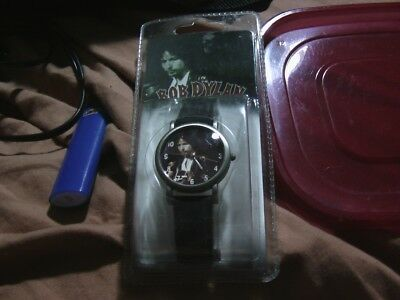 RARE BOB DYLAN WRIST WATCH 2000,East-West Touring Company Highway 61