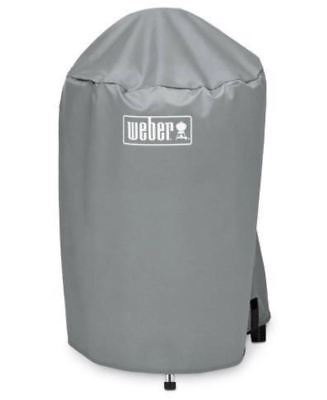 "Weber 7450 Grill Cover for 18"" Charcoal Kettle Grills New 23in. X 20in. X 35in."