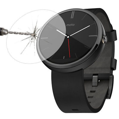 9H+ Tempered Glass Screen Protector For Motorola Moto 360 2st 42mm   /bx